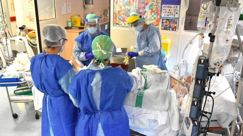 Castilla-La Mancha suma 12 fallecidos y 1.031 nuevos casos de coronavirus en 24 horas