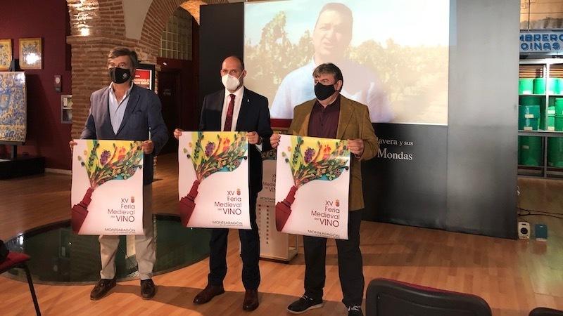 La XV Feria del Vino de Montearagón se celebrará íntegramente de forma virtual