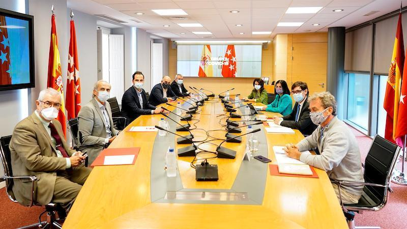 Madrid dispuesta a ampliar las zonas cerradas pero exige lo mismo en todo el país