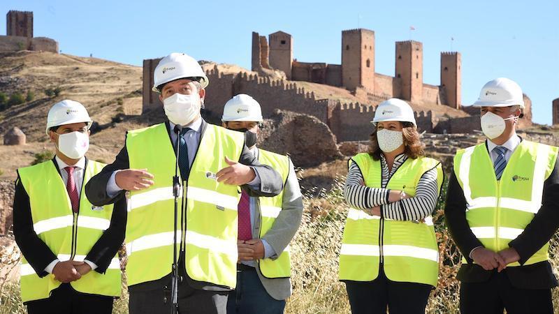 El Parador de Molina de Aragon estará terminado en 2021 y será el número cien de la Red