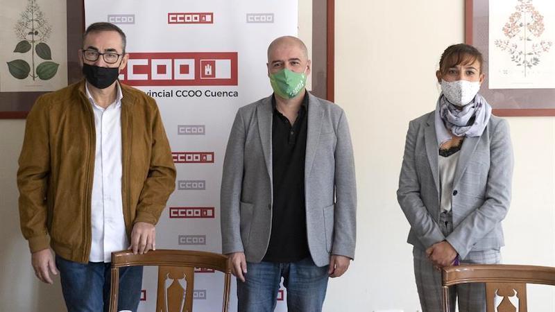 CCOO defiende que los ERTE permiten pasar la crisis con menor destrucción de empleo