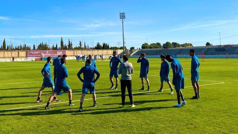 Se mantiene la racha inmaculada de López Garai como técnico del Albacete