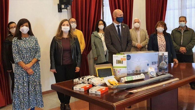 CLM pone en marcha una campaña de ahorro energético para víctimas de violencia machista