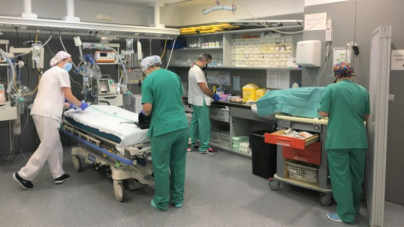 Las Urgencias del Hospital Hellín vuelven a su ubicación tras las obras por el incendio