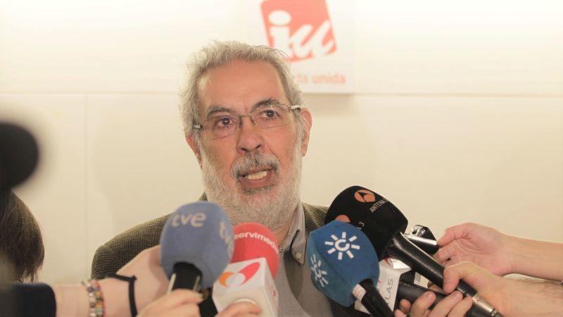 Afiliados de IU CLM avalan precandidatura sector crítico contrario a su disolución
