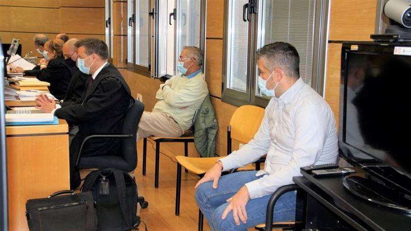 El jurado popular declara culpable al feriante acusado de matar a un joven en Herencia