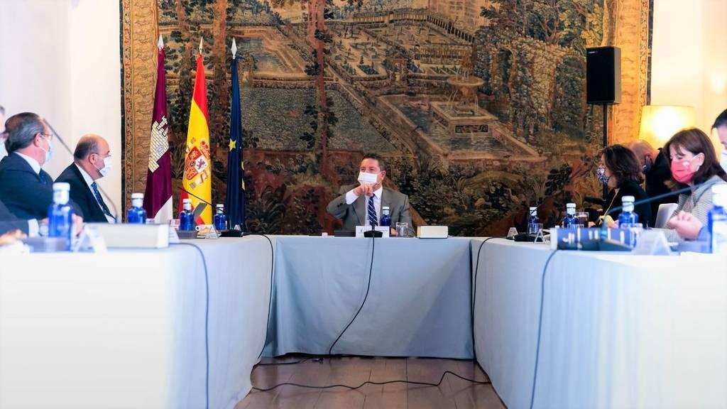 Castilla-La Mancha tendrá 12.102 millones de presupuesto en 2021, un 15,2% más que en 2020
