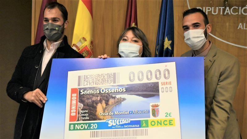 Los osseños protagonizarán el cupón de la ONCE del próximo 8 de noviembre