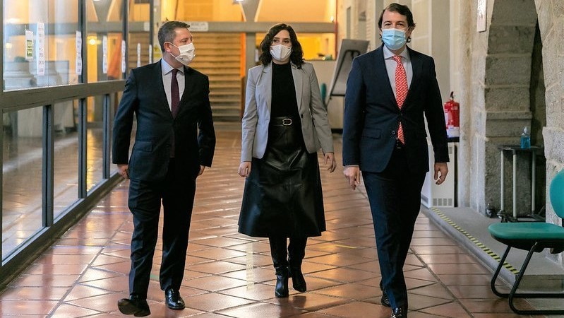 Las Castillas cierran hasta el día 9 de noviembre y Madrid pedirá cerrar