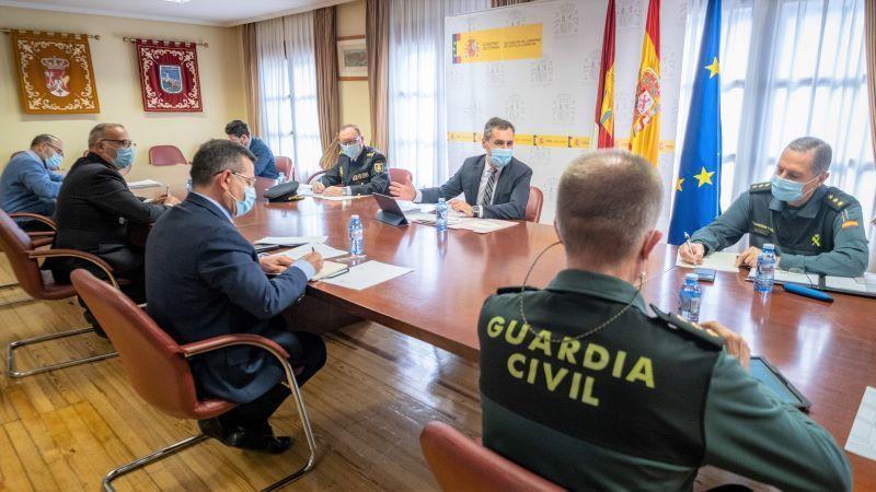 Activado en CLM el operativo policial para cumplir el decreto de estado de alarma