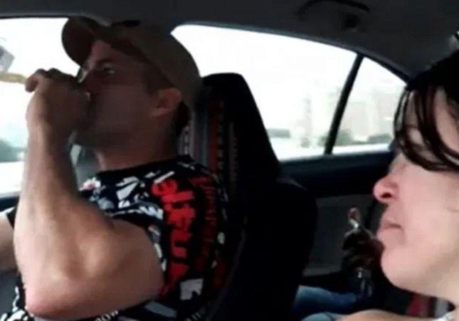 VÍDEO: Un hombre se graba conduciendo borracho y mata a su novia y a dos personas