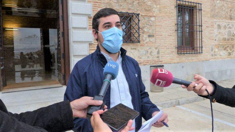 Podemos afea al PSOE de Castilla-La Mancha sus