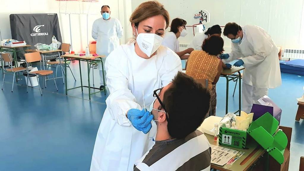 Castilla-La Mancha suma 18 fallecidos y 426 nuevos casos de coronavirus el fin de semana