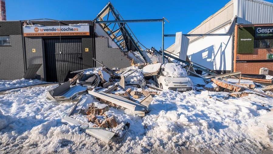 El Gobierno aprueba 509 millones de euros para resarcir los daños provocados por Filomena