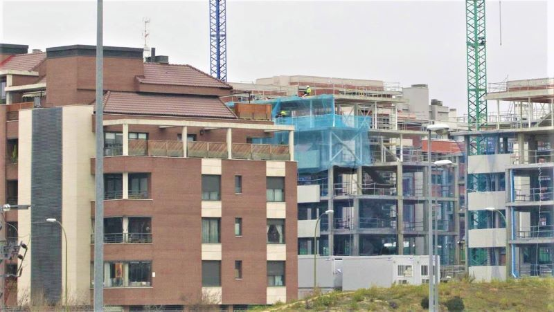 El precio de la vivienda en Castilla-La Mancha sube un 1,2% durante el año 2020