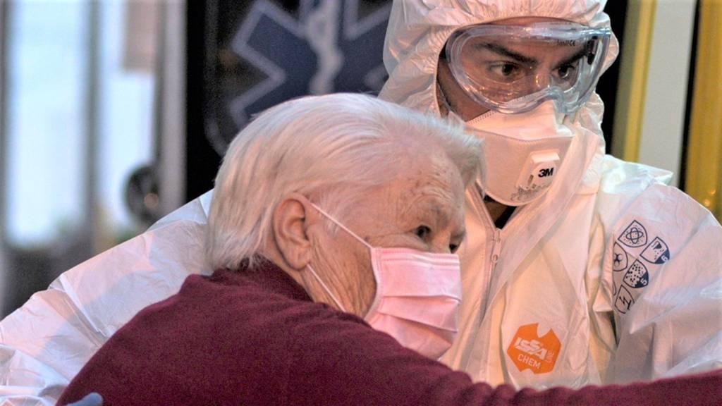 Casi 30.000 muertos en las residencias por coronavirus, según los datos oficiales