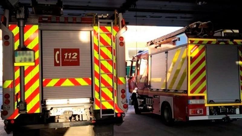 Muere un hombre y dos mujeres intoxicadas en el incendio originado en una vivienda