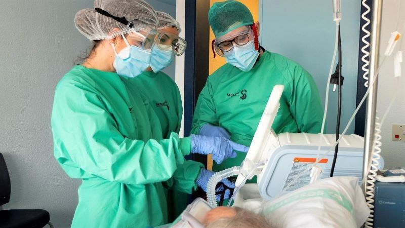 Castilla-La Mancha suma 6 fallecidos y 393 nuevos casos de coronavirus en 24 horas