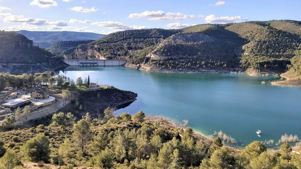 La cabecera del río Tajo gana 12,41 hm3 esta semana y está al 34,67% de su capacidad