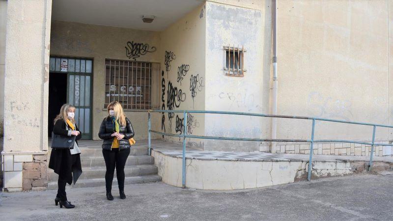 Junta pide la cesión de otro edificio para el Centro de Mayores de 'Las Quinientas'