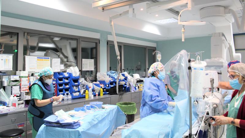 La Gerencia de Albacete realiza 3.756 procedimientos en la nueva sala de hemodinámica