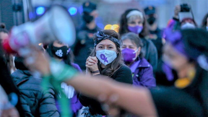 La Fiscalía de Madrid pide suspender los actos del 8M por riesgo para la salud pública