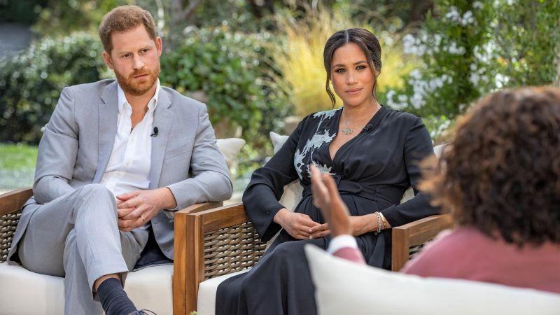 Meghan Markle confiesa haber tenido pensamientos suicidas y acusa de racismo a la familia real