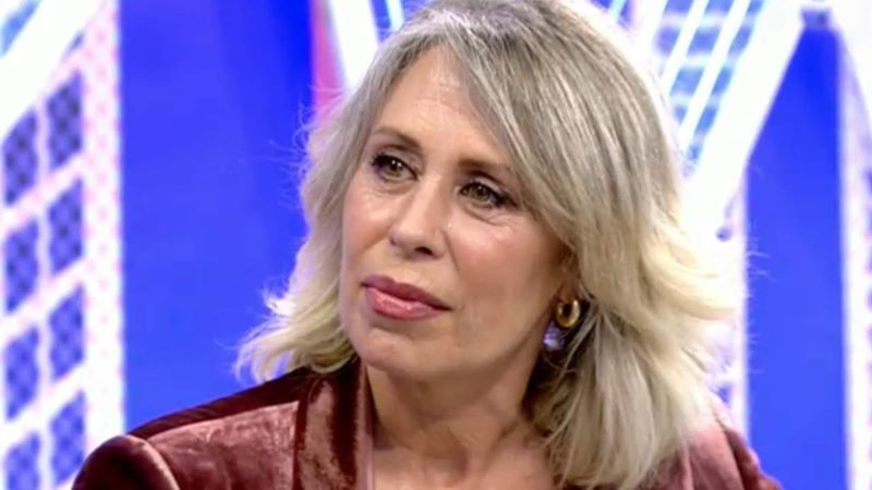 Miriam Díaz-Aroca explica cómo era trabajar con María Teresa Campos: