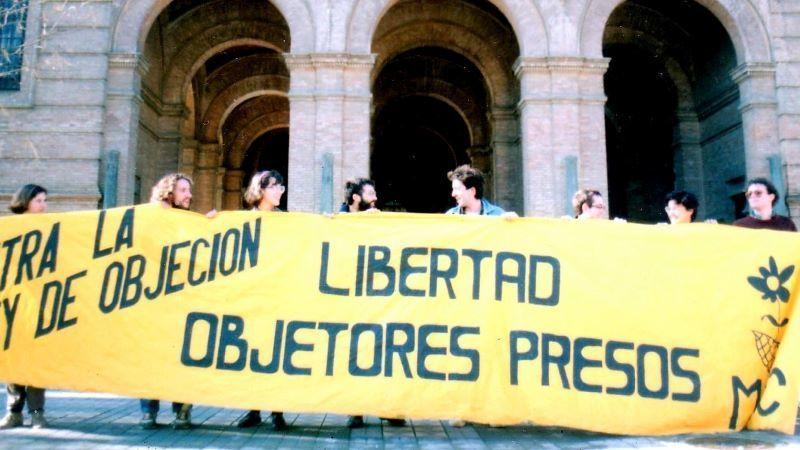 Objetores e insumisos de la mili en España: el triunfo de la desobediencia civil