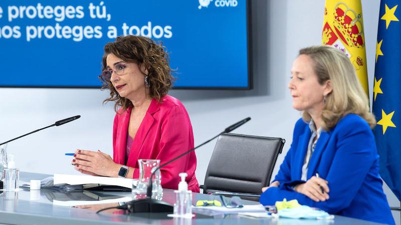 CLM recibirá 206 millones del Gobierno para las ayudas directas a empresas y autónomos