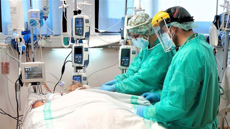 Castilla-La Mancha suma 3 fallecidos y 2.448 nuevos casos de coronavirus el fin de semana
