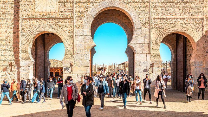 Puy du Fou registra 25.000 visitantes en los primeros días de reapertura