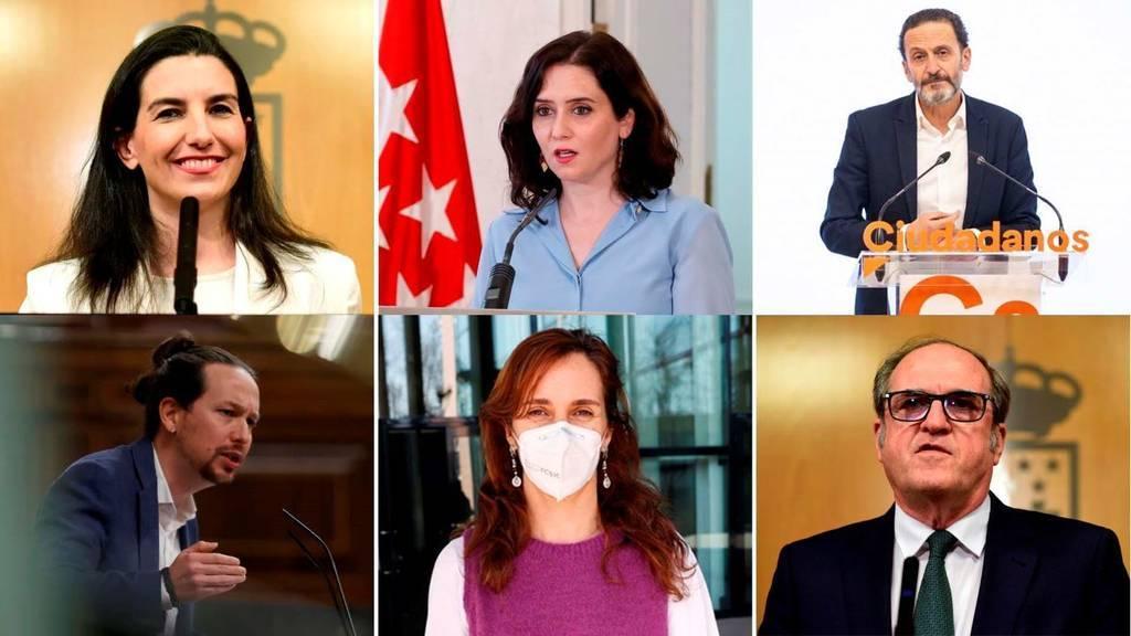 Madrid arranca una campaña que marcará el futuro inmediato de la política española