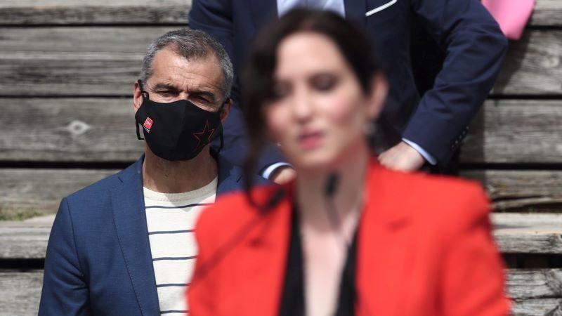 La Justicia anula las candidaturas de Toni Cantó y Agustín Conde de la lista del PP