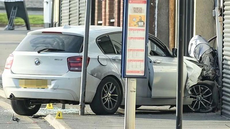 Detenido un conductor tras matar a un bebé de tan solo dos semanas y darse a la fuga