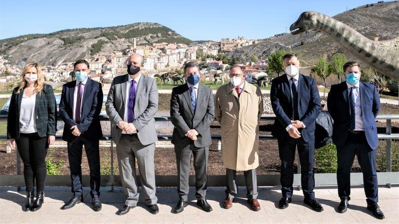 García-Page y Herce firman un protocolo para un gran proyecto deportivo en Cuenca