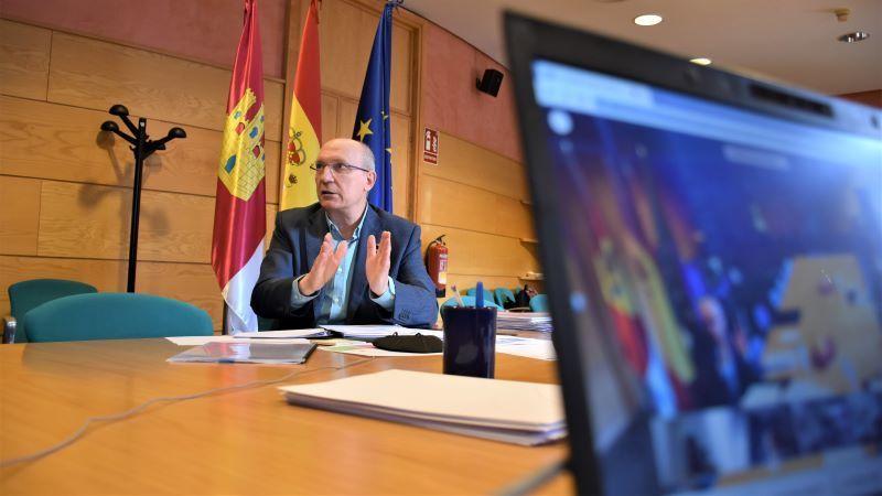 Junta invita a Diputaciones a sumarse a la agenda de medidas contra la despoblación
