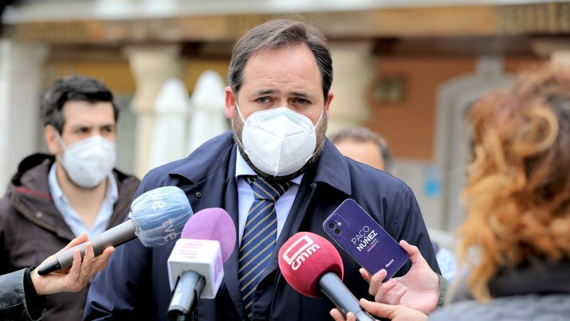 PP llevará a las Cortes un texto abierto a negociar contra el cierre de la hostelería