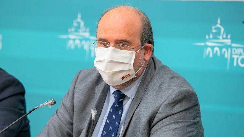 CLM buscará la tutela judicial para tomar medidas de contención tras la alarma