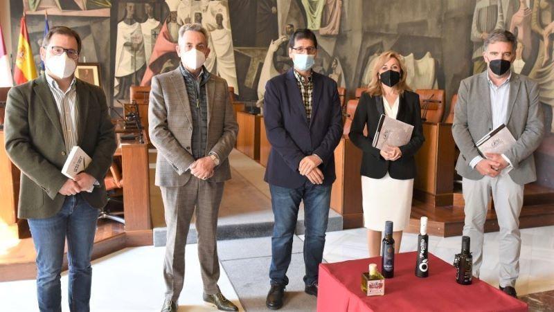 Diputación de Ciudad Real se adhiere a la Asociación Española de Municipios del Olivo