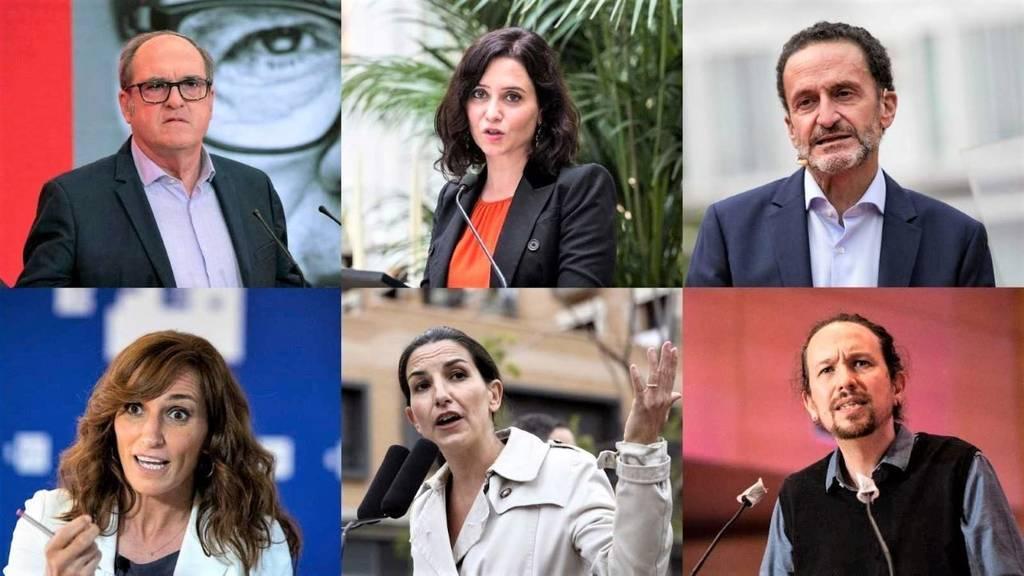 Madrid afronta unas elecciones planteadas como un pulso entre Díaz Ayuso y Sánchez