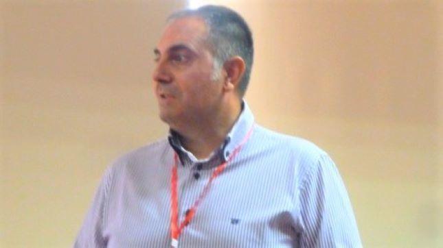 José Tejero, nuevo director de la Escuela de Ingeniería Minera de Almadén