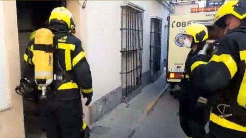 Fallece un niño de 3 años y su abuela herida grave en el incendio de su vivienda
