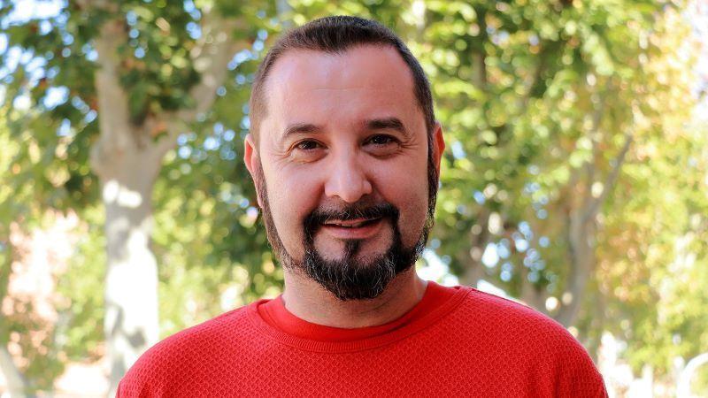 Jorge Vega, elegido nuevo coordinador provincial de Izquierda Unida (IU) Toledo