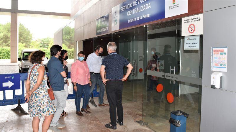 Reorganizan el Talavera Ferial para compatibilizar vacunas y actividad ferial