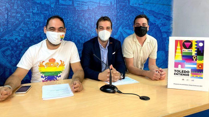 La drag queen 'La Prohibida' será la pregonera del 'Orgullo 2021' en Toledo