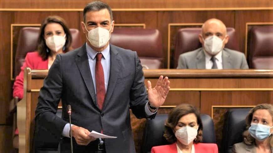 Sánchez avisa que no habrá autodeterminación aunque el PP le pide que dimita
