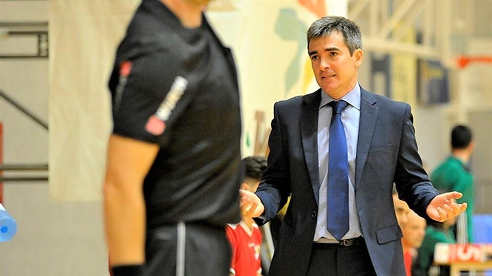 Juanlu Alonso dice que haber sido el mejor entrenador