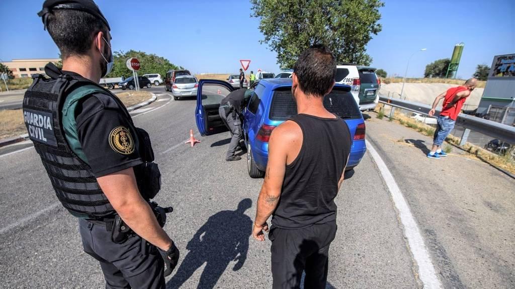 El Plan Ceres aumenta las detenciones y operaciones en 3 meses en La Sagra