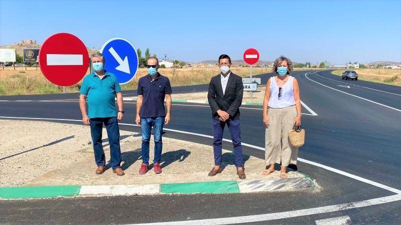 Junta destina más de 313.000 euros a carreteras de Consuegra y Miguel Esteban